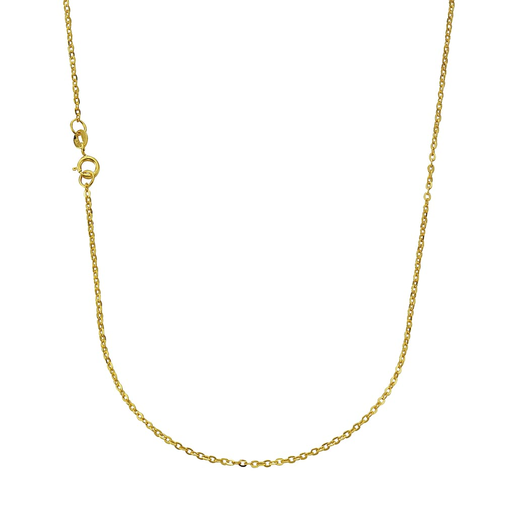 Fascination by Ellen K. Collier »333/- Gelbgold 42cm«, Collierkette