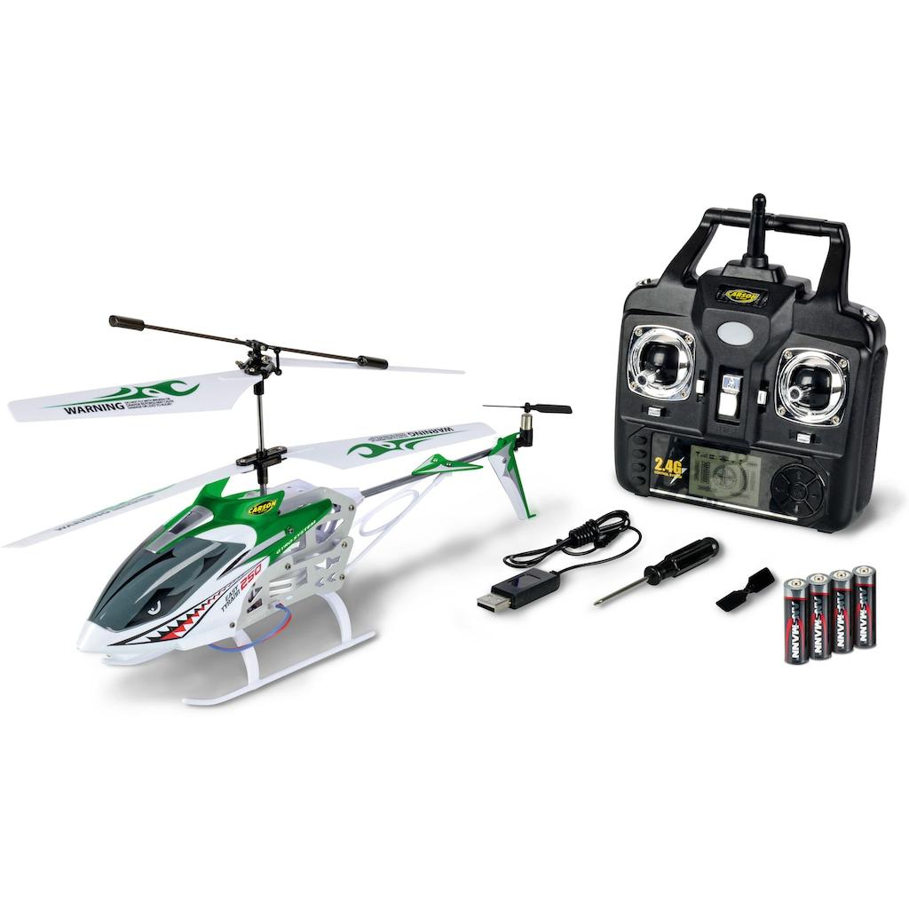 CARSON RC-Helikopter »Easy Tyrann 250, RTF«