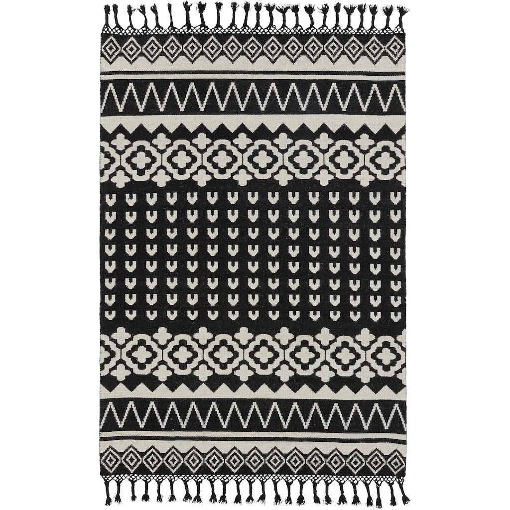 Guido Maria Kretschmer Home&Living Teppich »Peru«, rechteckig, 6 mm Höhe, Wollteppich