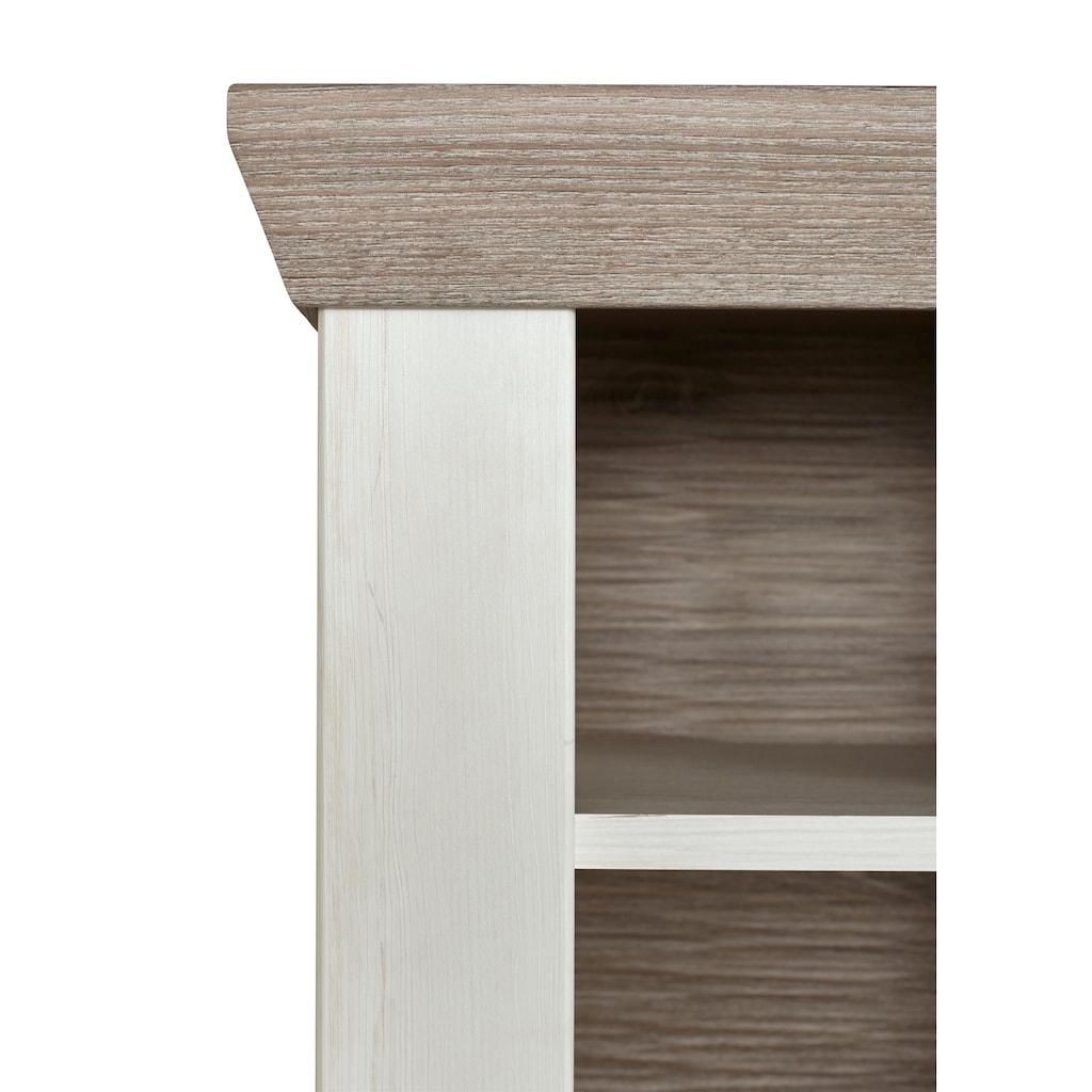 set one by Musterring Wohnwand »york«, (Set, 4 St.), Kombi 1, im Landhaus Stil