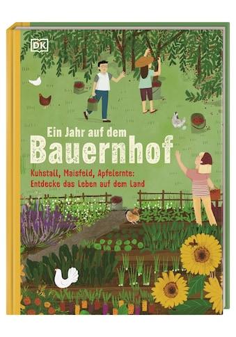 Buch »Ein Jahr auf dem Bauernhof / Nancy Castaldo, Ginnie Hsu, Wiebke Krabbe« kaufen