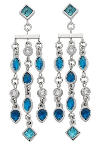 LEONARDO Paar Ohrstecker »Ohrhänger Arabella, 018384«, mit Glasstein kaufen