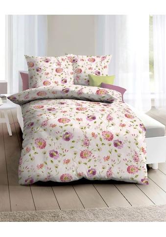 Kaeppel Bettwäsche »Luana«, mit floralem Dessin kaufen