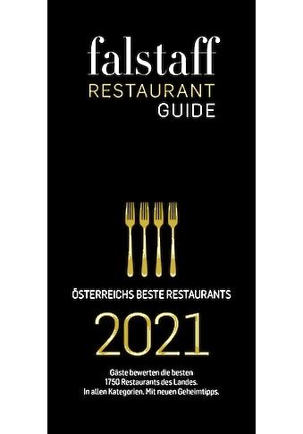 Buch »Falstaff Restaurant Guide 2021 / Falstaff Verlags-GmbH« kaufen
