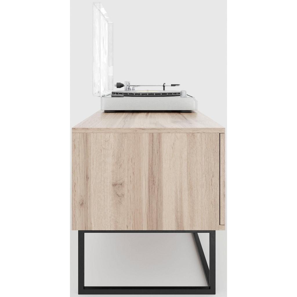 Home affaire Lowboard »Carv«, Breite 150 cm