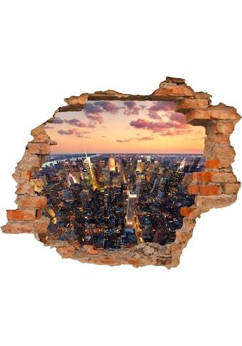 Conni Oberkircher´s Wandsticker »New York«, selbstklebend kaufen