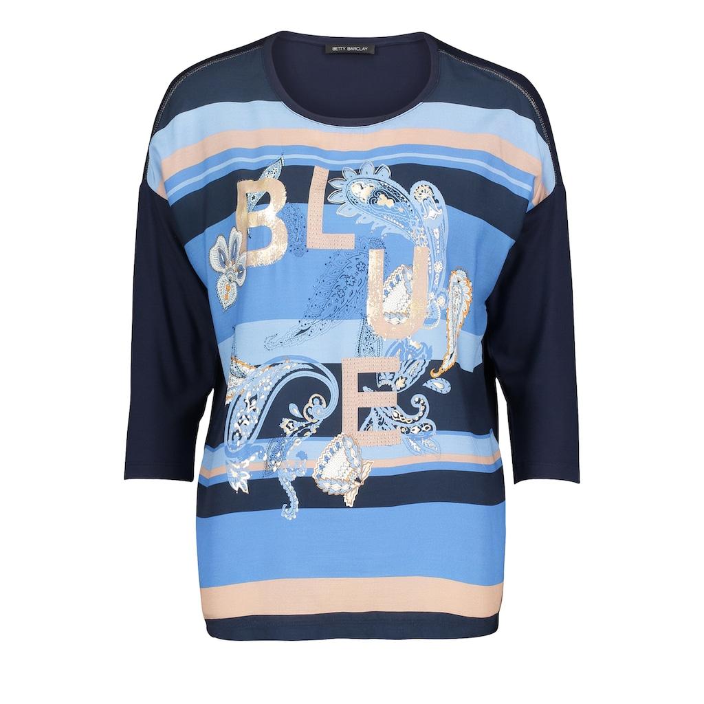 Betty Barclay Blusenshirt »mit Aufdruck«
