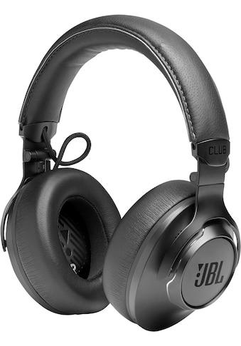 JBL Over-Ear-Kopfhörer »CLUB ONE«, A2DP Bluetooth (Advanced Audio Distribution... kaufen
