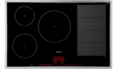 SIEMENS Flex-Induktions-Kochfeld von SCHOTT CERAN®, EX845LVC1E, mit powerMove Plus kaufen