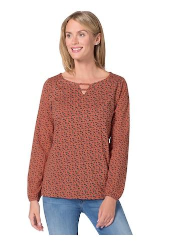 Ambria Shirt mit minimalem Muster kaufen