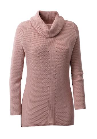 Inspirationen Rollkragen - Pullover mit Ajourmuster kaufen