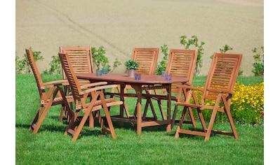 MERXX Gartenmöbelset »Cordoba« kaufen