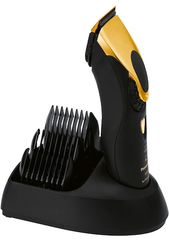 Panasonic Haarschneider ER - 1611 gold, Aufsätze: 3 Stk. kaufen