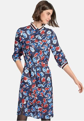 Looxent Abendkleid »Kleid mit gestricktem Kragen« kaufen