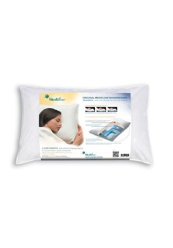 Mediflow Wasserkissen »Reisewasserkissen«, Bezug: 100% Baumwolle, (1 St.) kaufen