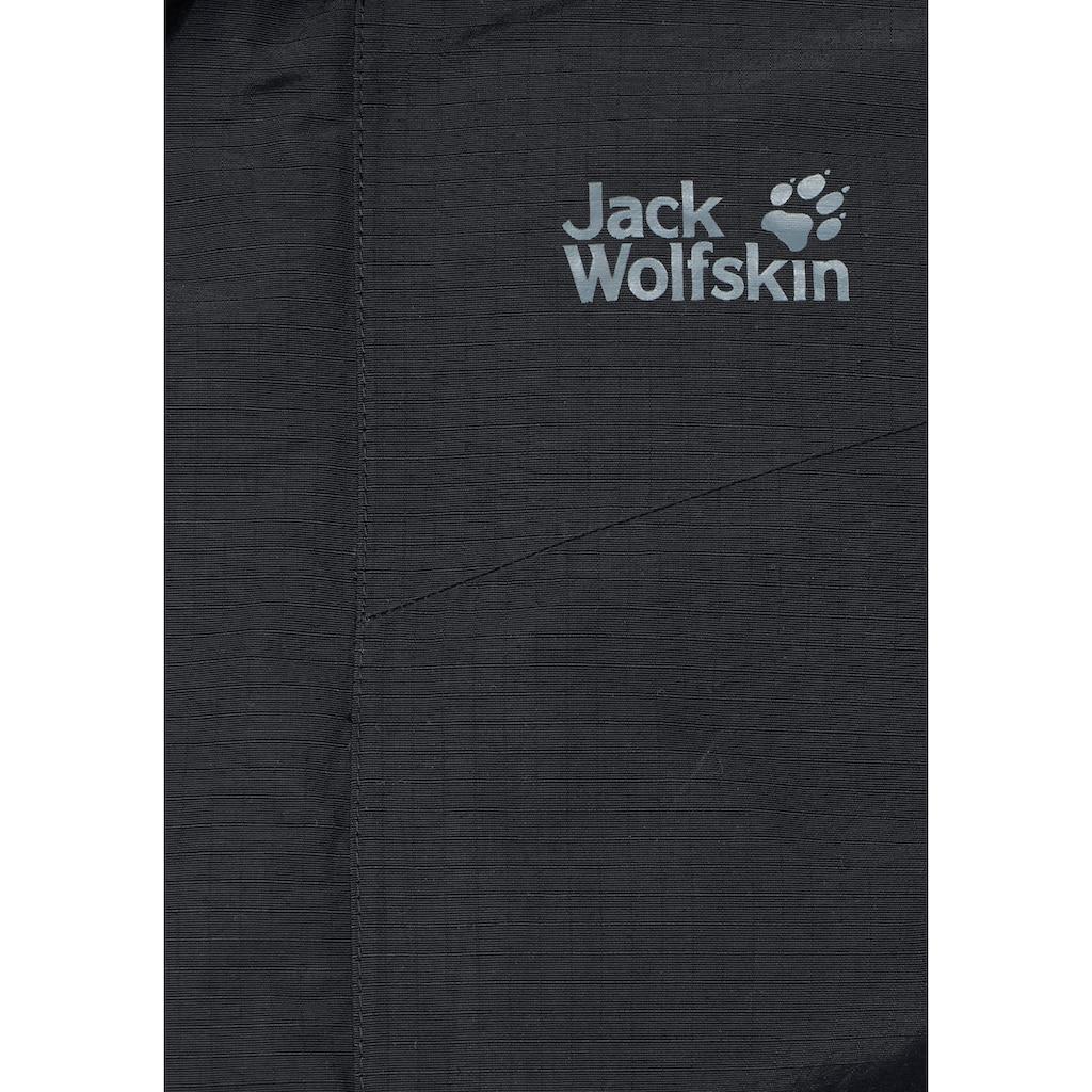 Jack Wolfskin 3-in-1-Funktionsjacke »GOTLAND 3IN1«, inkl. Fleecejacke