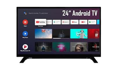 "Toshiba LED-Fernseher »24WA2063DAX«, 60 cm/24 "", HD-ready, Android TV kaufen"