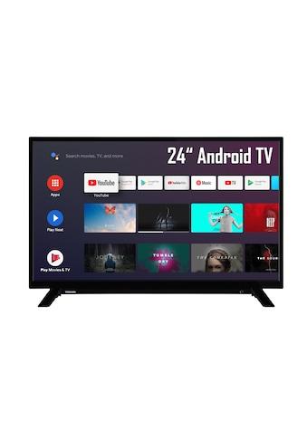 "Toshiba LED-Fernseher »24WA2063DA«, 60 cm/24 "", HD-ready, Smart-TV-Android TV kaufen"