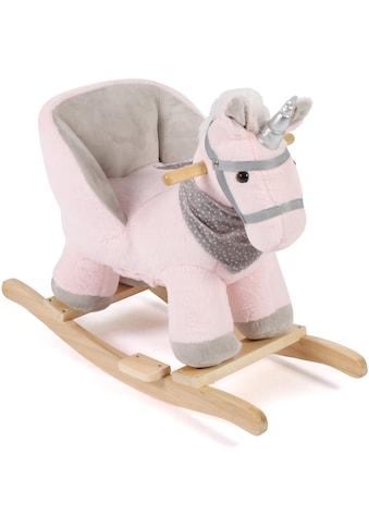 CHIC2000 Schaukeltier »Einhorn, pink« kaufen