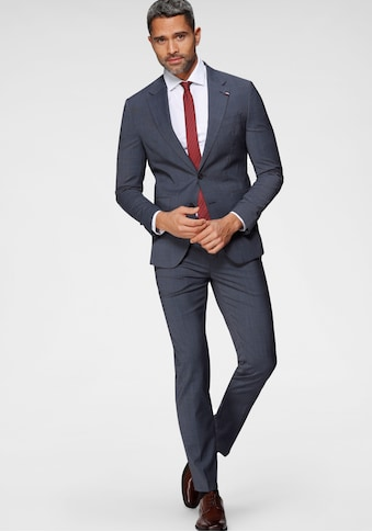 Tommy Hilfiger TAILORED Anzug »FLEX FKS LAPEL SLIM FIT SUIT« kaufen
