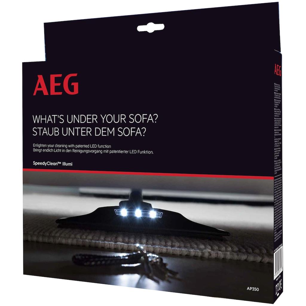 AEG Hartbodendüse »AP350«, (2 tlg.)