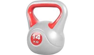 GORILLA SPORTS Kettlebell »Kettlebell Stylish Kunststoff 14 kg«, 14 kg kaufen