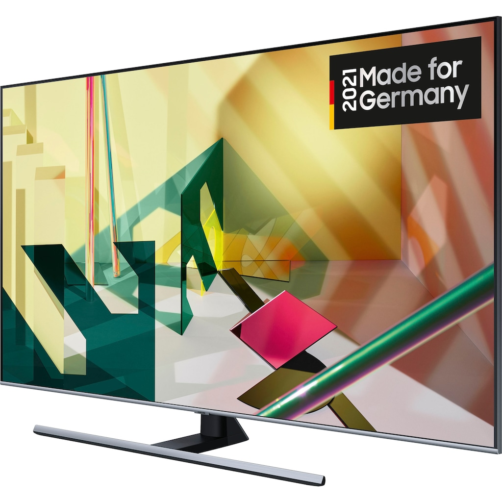 "Samsung QLED-Fernseher »GQ75Q75TGT«, 189 cm/75 "", 4K Ultra HD, Smart-TV"