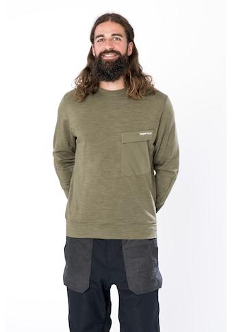 SUPER.NATURAL Sweatshirt »M ALPINE CREW« kaufen