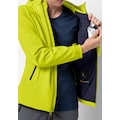 Jack Wolfskin Softshelljacke »MOUNTAIN TECH SOFTSHELL W«