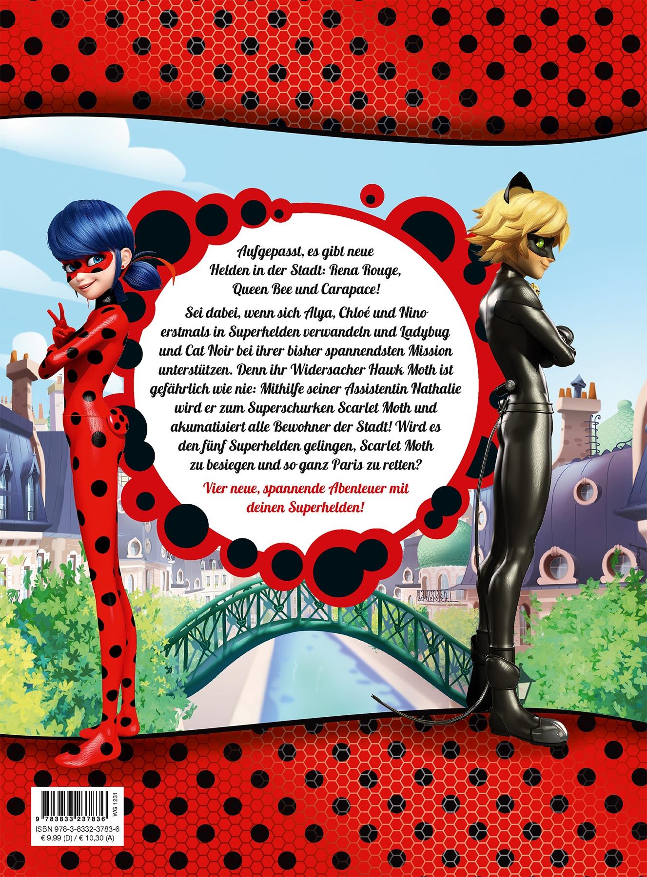 Buch Miraculous: Neue Superhelden-Abenteuer mit Ladybug ...