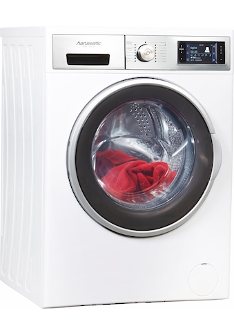 Hanseatic Waschtrockner 9 kg / 6 kg, 1400 U/Min kaufen
