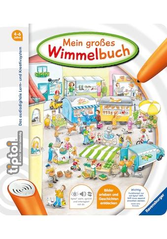 Buch tiptoi® Mein großes Wimmelbuch / Inka Friese; Friederike Großekettler kaufen