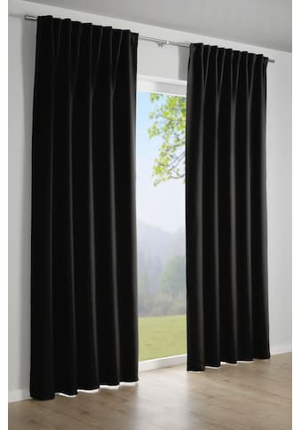 GARDINIA Vorhang »Dimout«, HxB: 245x140 kaufen