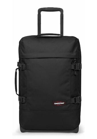Eastpak Reisetasche »TRANVERZ S, Black«, enthält recyceltes Material (Global Recycled... kaufen