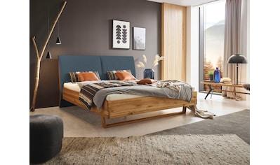ADA premium Massivholzbett »Gillian«, wahlweise mit Matratze und Lattenrost kaufen