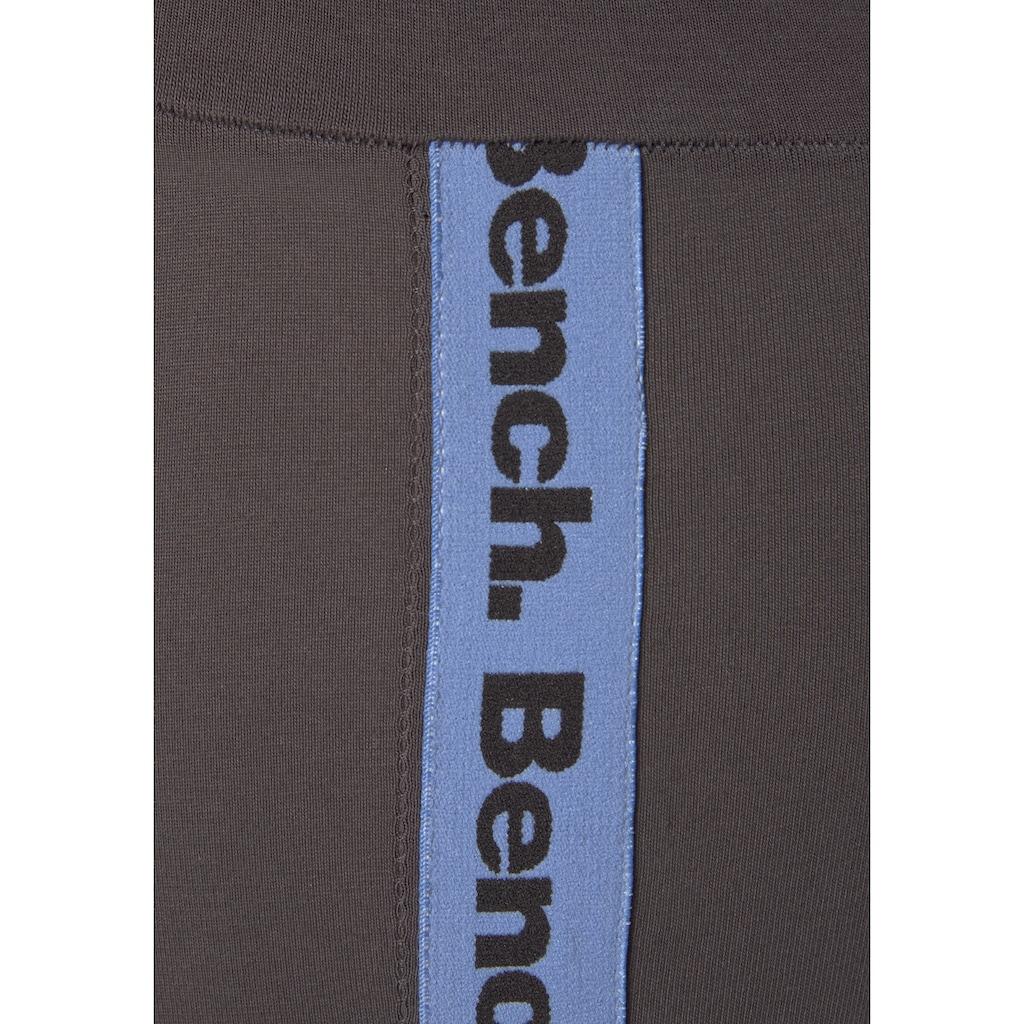 Bench. Leggings, mit seitlichem Logotape