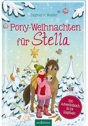 Buch »Pony-Weihnachten für Stella / Dagmar H. Mueller, Marc-Alexander Schulze« kaufen