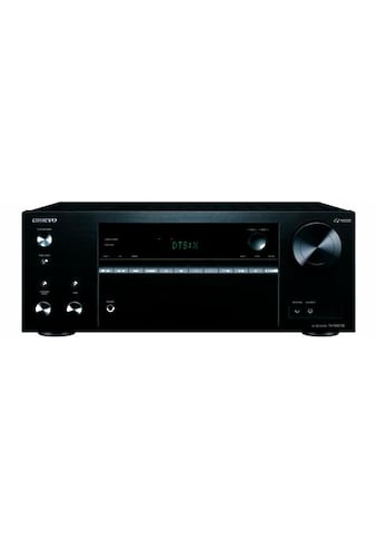 Onkyo »TX - NR575« 7 AV - Receiver (LAN (Ethernet), WLAN, Bluetooth) kaufen