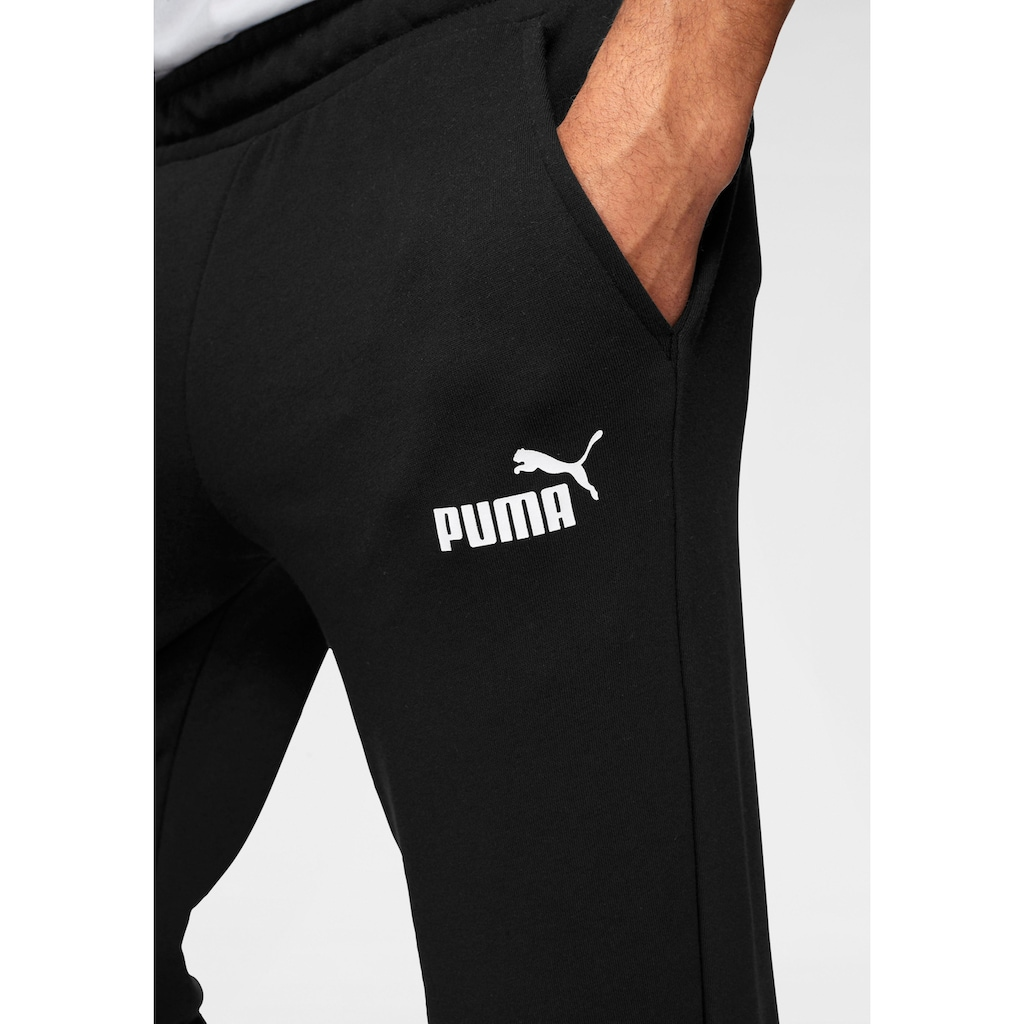 PUMA Jogginghose »ESS LOGO PANTS TR OP«