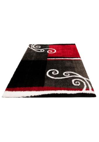 DELAVITA Hochflor-Teppich »Tamina«, rechteckig, 43 mm Höhe, besonders weich durch... kaufen