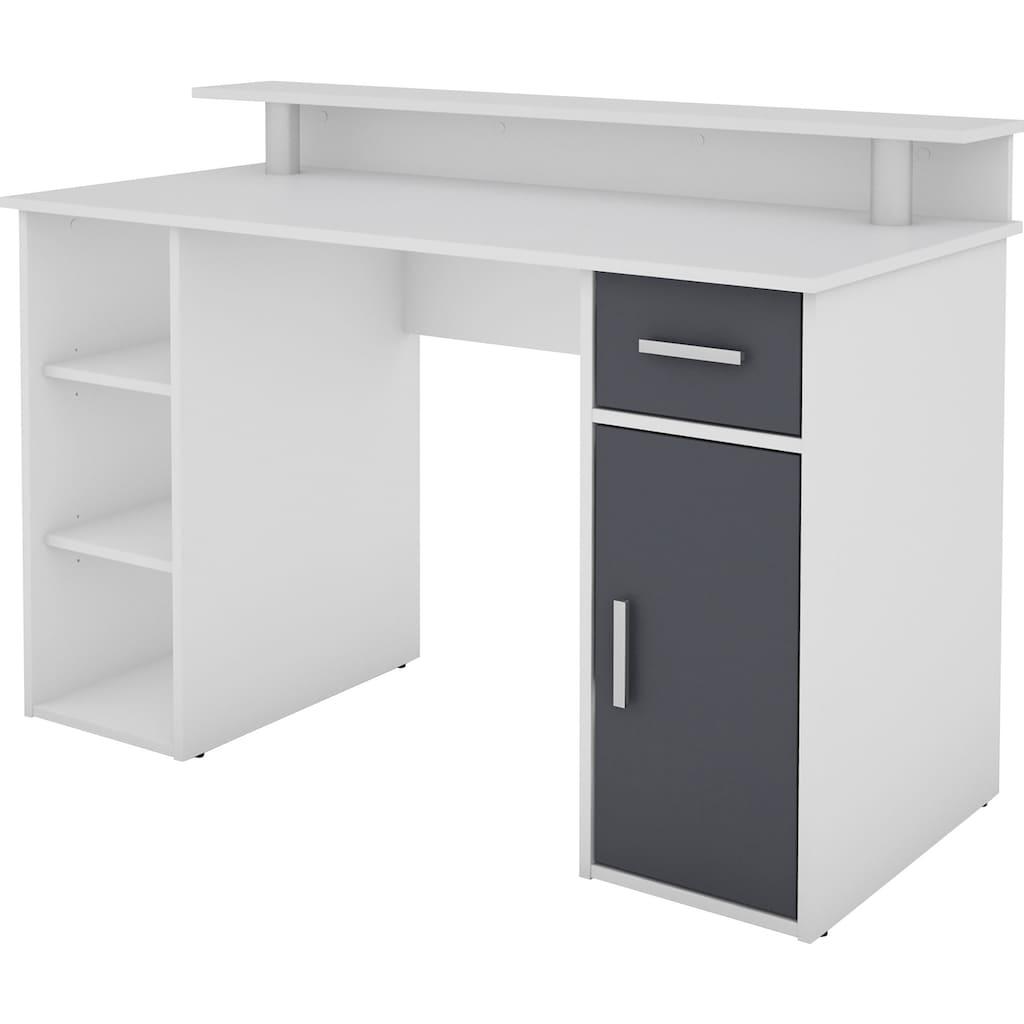 Homexperts Schreibtisch »Don«, mit viel Ablagefläche