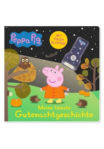 Buch »Peppa Pig: Meine liebste Gutenachtgeschichte / Panini« kaufen