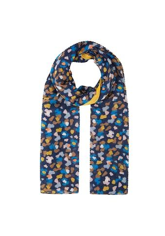 Codello Plissee-Schal aus recyceltem Polyester kaufen