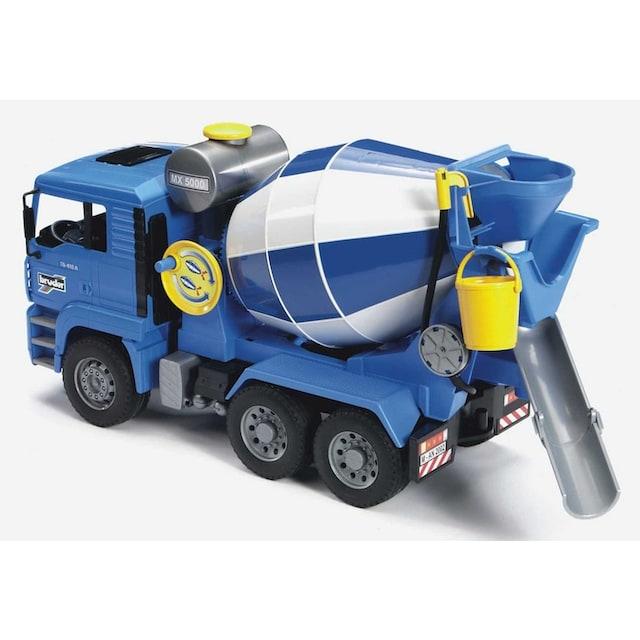 Bruder® Spielzeug-Baumaschine »MAN TGA Betonmischer«, Made in Germany