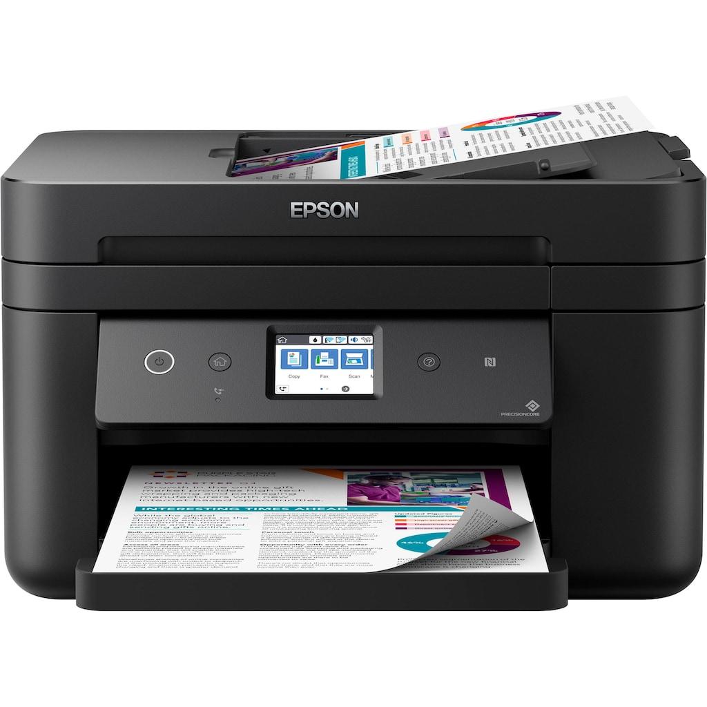 Epson Multifunktionsdrucker »WorkForce WF-2860DWF«
