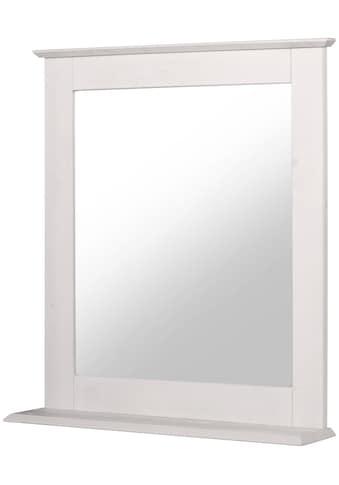 WELLTIME Spiegel »Venezia Landhaus/Sund«, Breite 58 cm, aus Massivholz kaufen