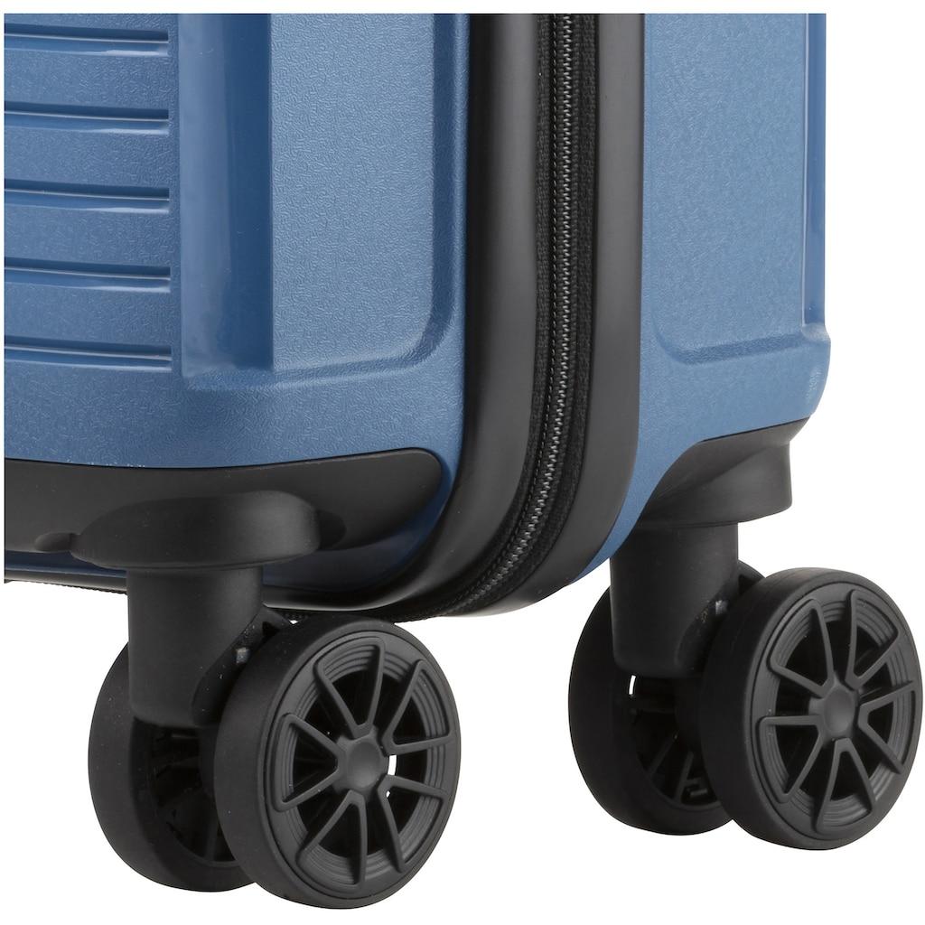 CARRYON Hartschalen-Trolley »Transport, 55 cm«, 4 Rollen, mit USB-Schleuse