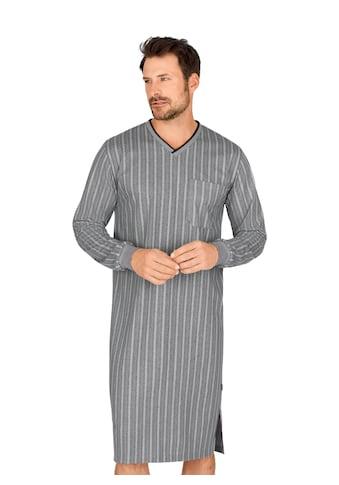 Trigema Nachthemd, mit V-Ausschnitt kaufen