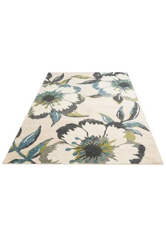 Teppich, »Kalena«, Home affaire, rechteckig, Höhe 10 mm, maschinell gewebt kaufen