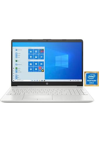 HP 15 - dw1224ng Notebook (39,6 cm / 15,6 Zoll, Intel,Pentium Gold, 512 GB SSD) kaufen